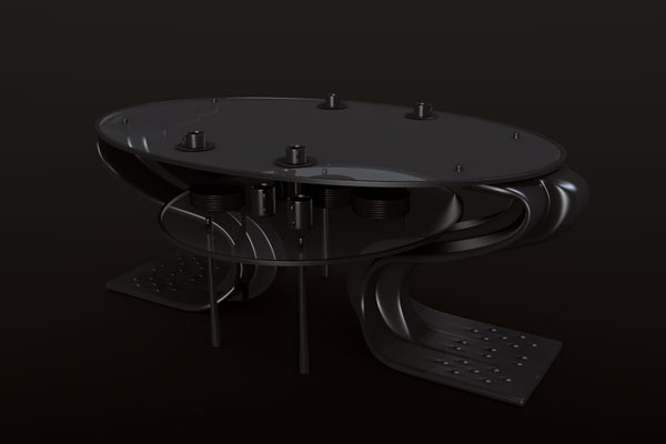 Modern Table Concept