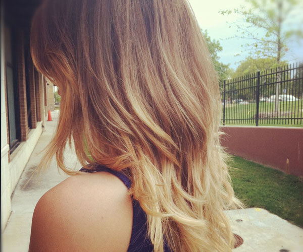 Short Blonde Ombre Hair Cool Hairstyles
