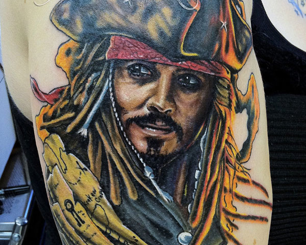 Pirate Tattoos 30 Mind Blowing Collections Browse Slodive