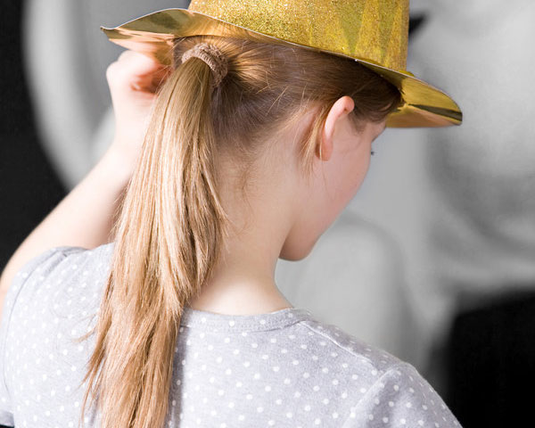 ponytail and hat 45 Exciting Ponytail Hairstyles