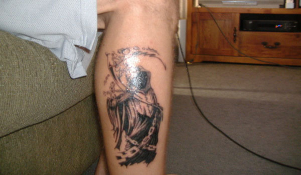 richard prison ink 30 Amazing Prison Tattoos