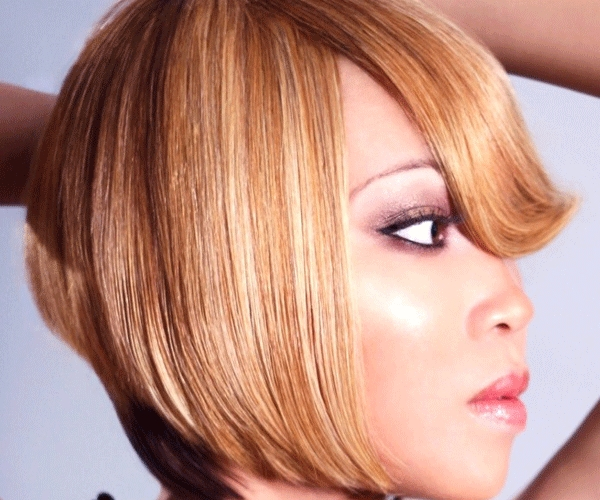 Long Bob Quick Weave Hairstyles for Black Women
