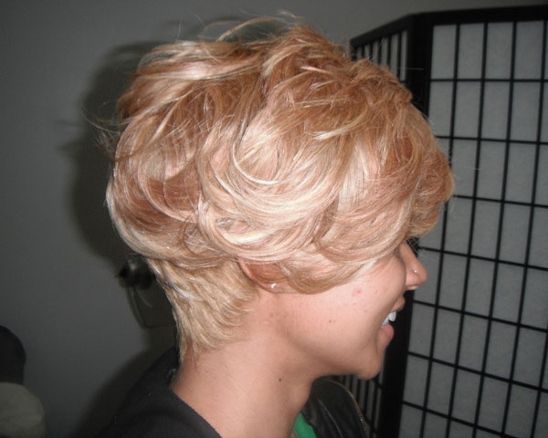 quick weave sideview 30 Quick Weave Hairstyles Which Are Astonishing