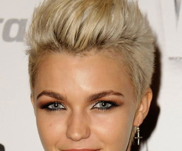 gravity 30 Astounding Short Blonde Hairstyles