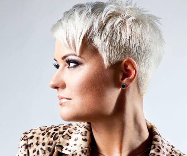 Miraculous 30 Astounding Short Blonde Hairstyles Slodive Hairstyles For Men Maxibearus