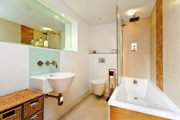 awesome bathroom 30 Terrific Small Bathroom Design Ideas