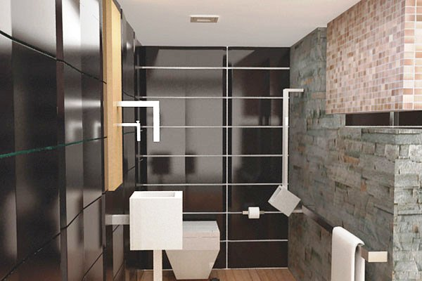 Different Style Bathroom
