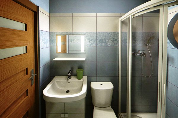 bathroom interior 30 Terrific Small Bathroom Design Ideas