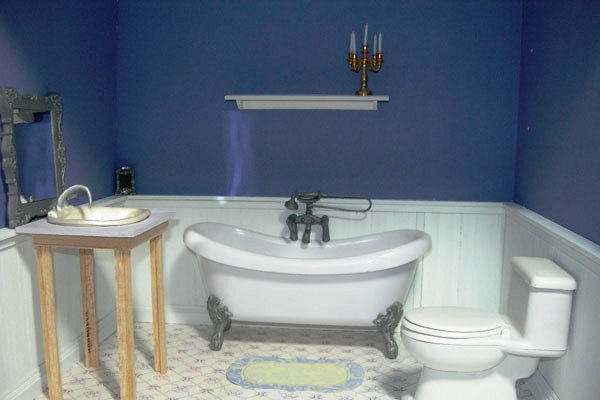 blythe bathroom done 30 Terrific Small Bathroom Design Ideas