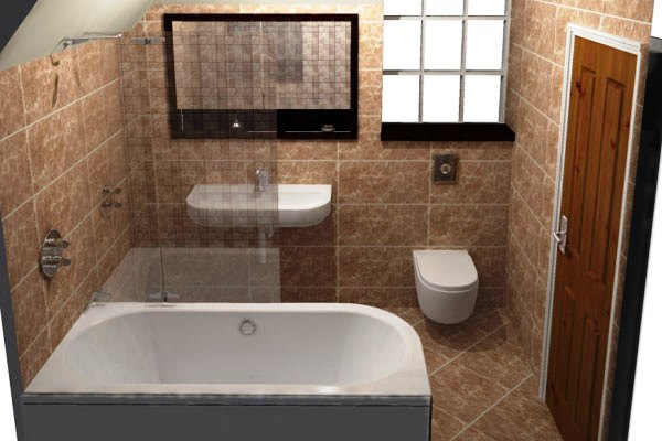 harrogate bathroom 30 Terrific Small Bathroom Design Ideas
