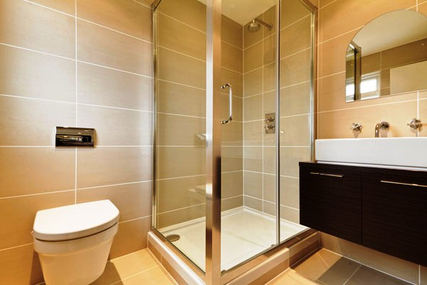 30 Terrific Small Bathroom Design Ideas - SloDive