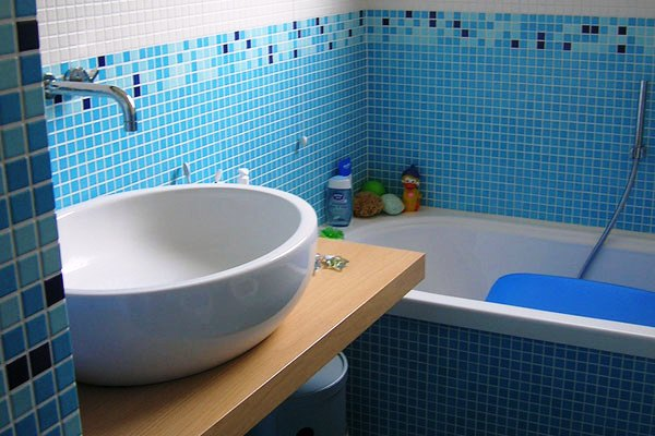mosaic bathroom design 30 Terrific Small Bathroom Design Ideas
