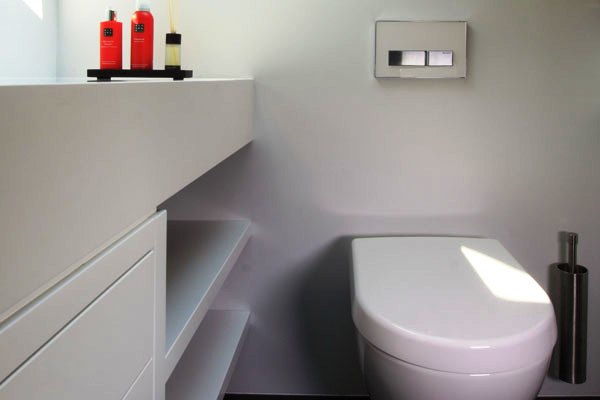 small bathroom design 30 Terrific Small Bathroom Design Ideas