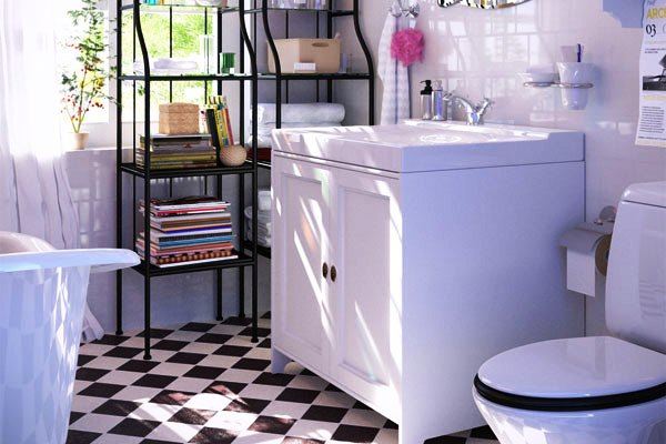 small combined bathroom 30 Terrific Small Bathroom Design Ideas