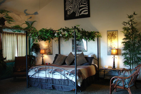 Jungle Theme Bedroom Ideas