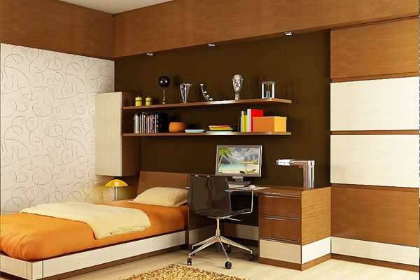 Computer Table In Bed Room - thesecretconsul.com