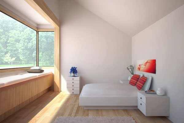 Simple Small Bedroom 30 awesome small bedroom ideas - slodive