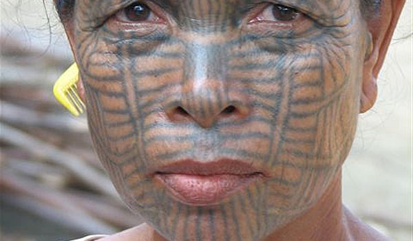 chin tattoo 35 Ugly Tattoos You Should Avoid