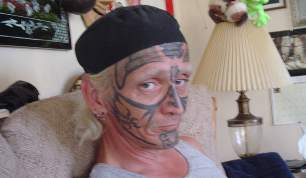 full face completed 35 Ugly Tattoos You Should Avoid