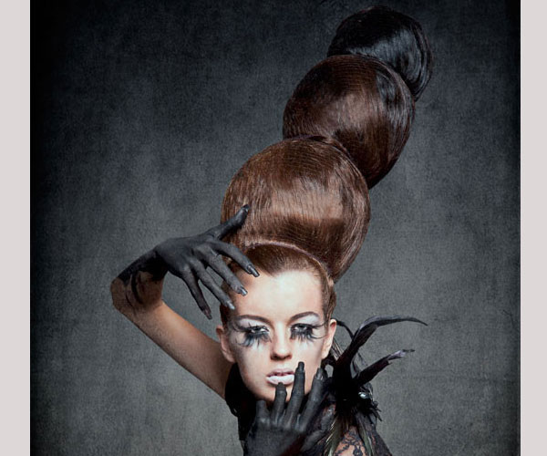 black hands 30 Unique Hairstyles You Should Check Today