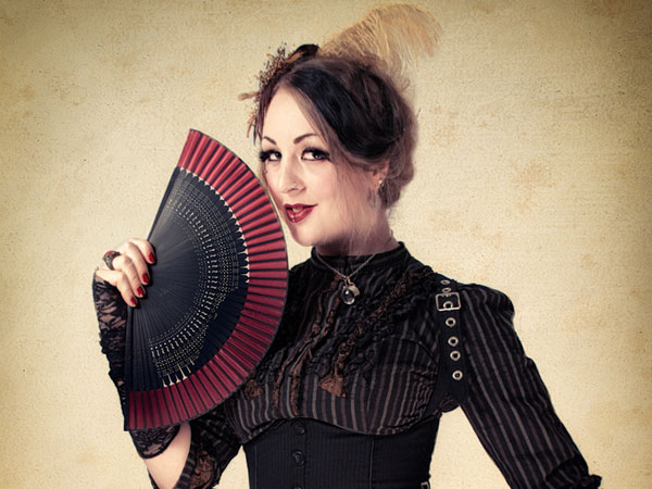 steam up 30 Wonderful Victorian Hairstyles