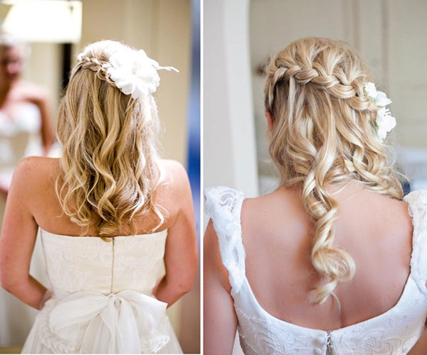 Wedding Hairstyles For Fine Hair: 25 Phenomenal Wedding Hairstyles Down