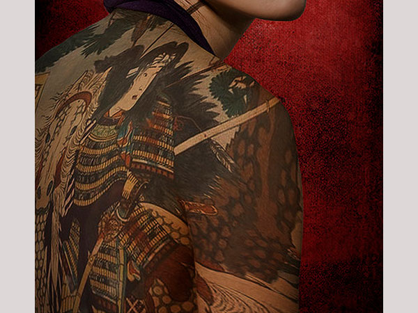 back tattoo 25 Breathtaking Yakuza Tattoo Designs