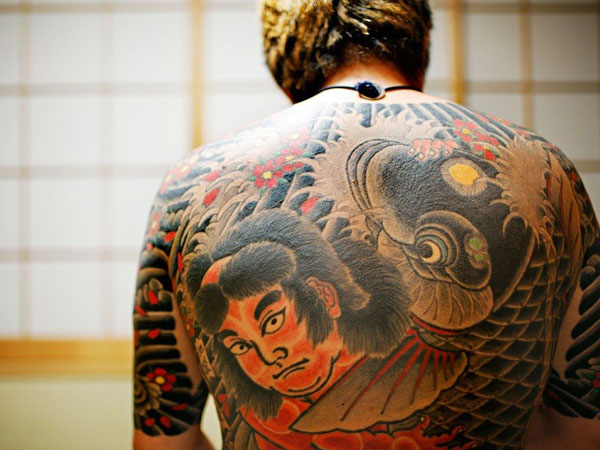 japanese culture 25 Breathtaking Yakuza Tattoo Designs