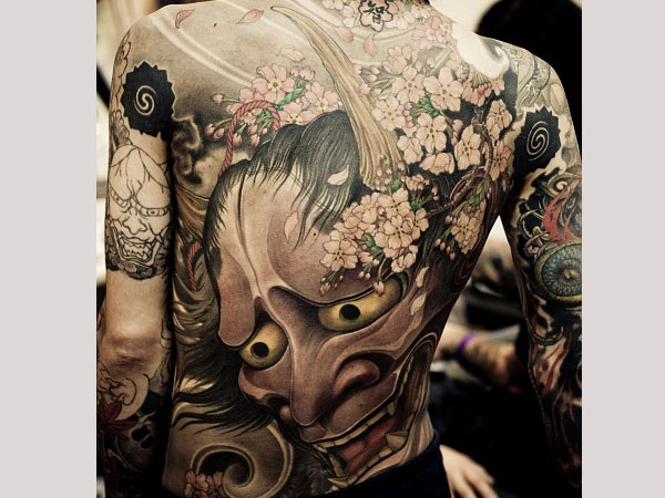 japanese tattoo 25 Breathtaking Yakuza Tattoo Designs