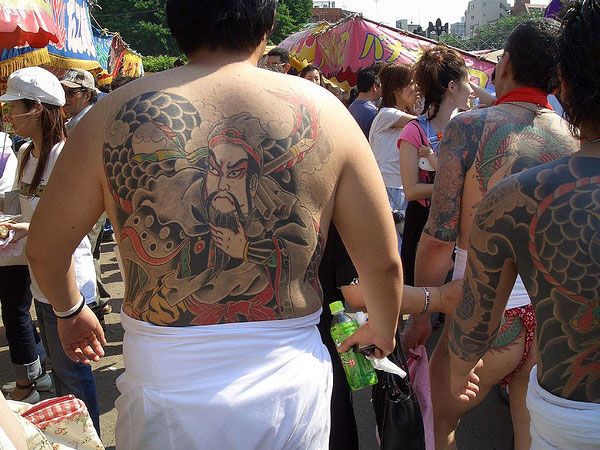 yakuza back 25 Breathtaking Yakuza Tattoo Designs