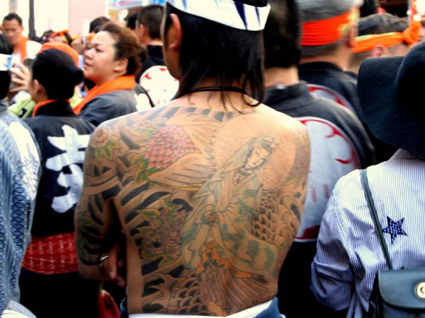 yakuza irezumi tattoo 25 Breathtaking Yakuza Tattoo Designs