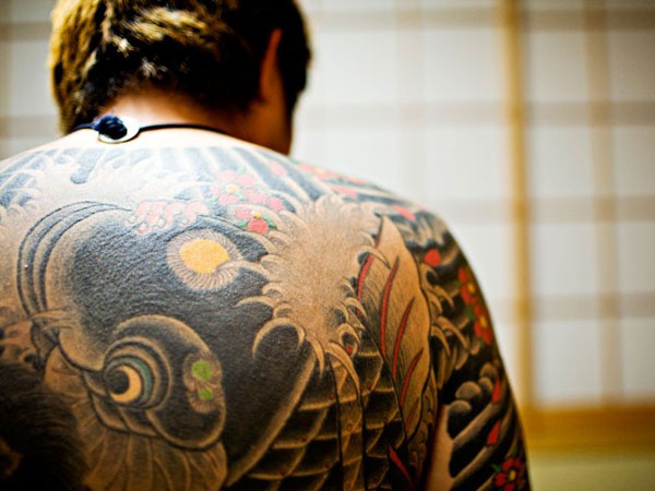yakuza tattoo design 25 Breathtaking Yakuza Tattoo Designs