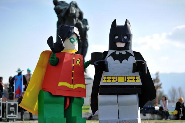 lego batman cosplay 35 Awesome Batman Pictures