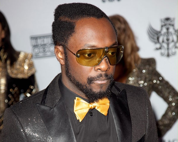 black eyed peas 30 Stylish Black Men Hairstyles