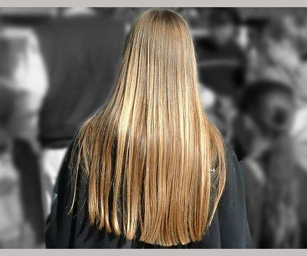 Long Straight Hairstyle
