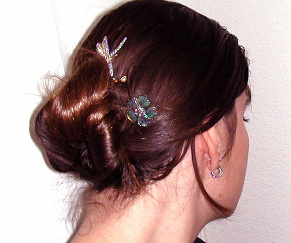 choir bun 35 Impressive Bun Hairstyles