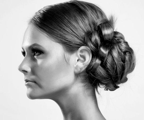 Fine Long Hair Side Buns Best Hairstyles 2017 Short Hairstyles Gunalazisus