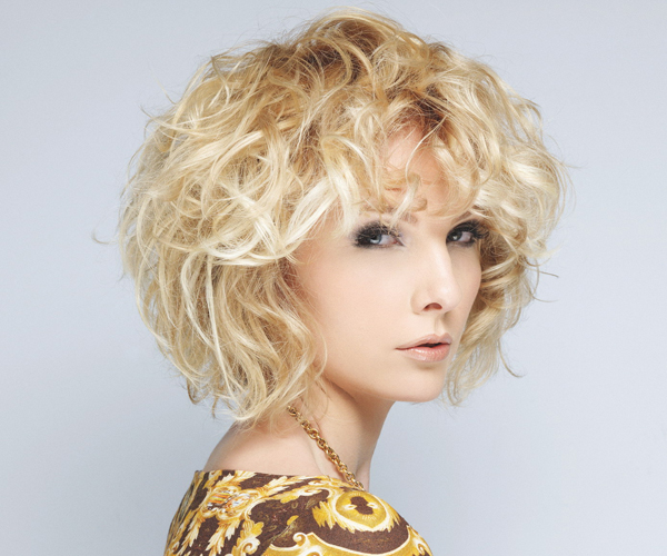 cool bob 30 Spectacular Curly Bob Hairstyles
