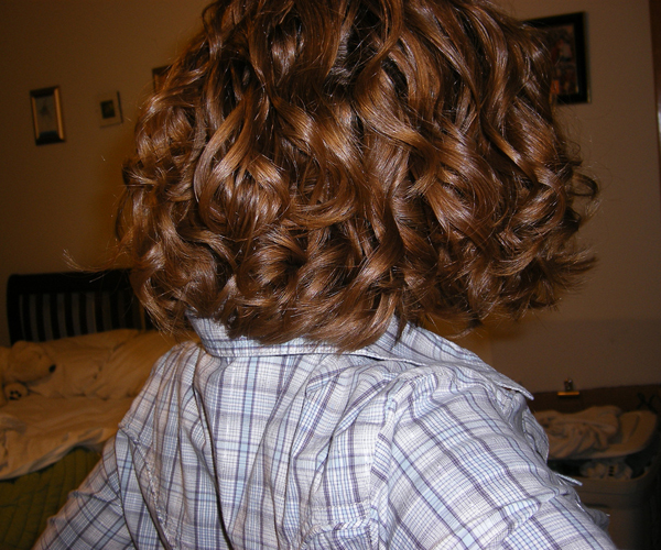 Brown Twisted Style