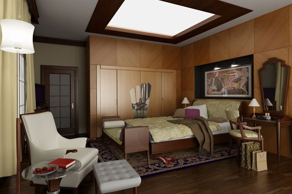 art deco bedroom 30 Cute Bedroom Ideas You Can Implement