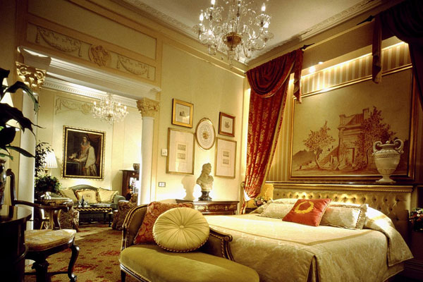 Ornate Bedroom