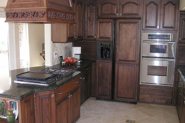 Remarkable Dark Kitchens with Oak Cabinets 600 x 400 · 65 kB · jpeg