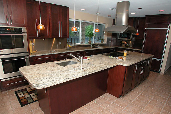 Kitchen Backsplash Ideas with Dark Cabinets