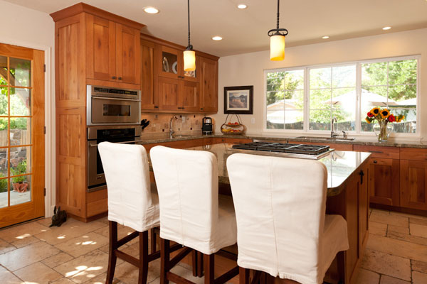 Soothing Kitchen Design