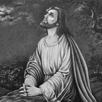 30 Magnificent Drawings of Jesus