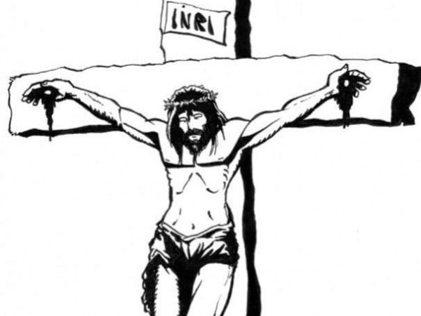 Drawings Of Jesus 30 Magnificent Examples Slodive
