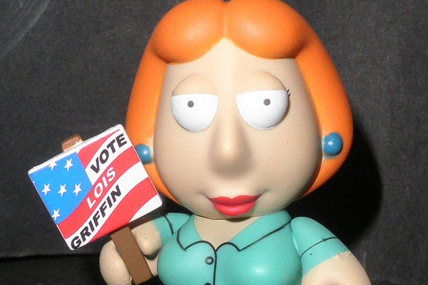 Vote For Lois Griffin