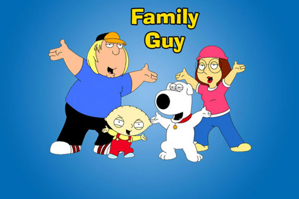 Welcome the Family Guy