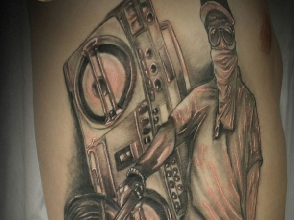gangster chicana girl 25 Groovy Gangster Tattoos