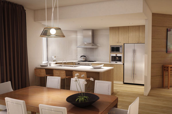Kitchen Matte Design
